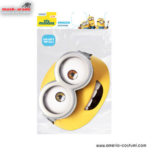 Maschera Movie - Minion Bob