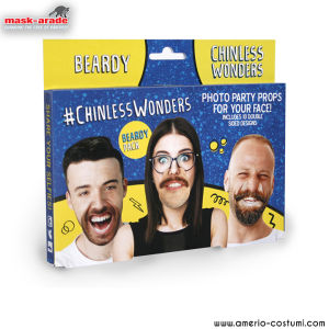 Party pack - Beardy Chinless Wonders
