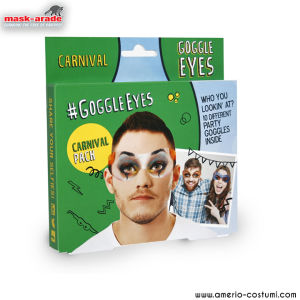 Party pack - Carnival Goggle Eyes