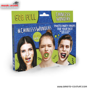 Party pack - Gob Full Chinless Wonders
