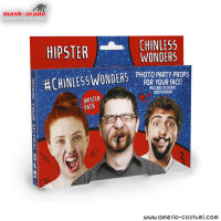 Party pack - Hipster Chinless Wonders