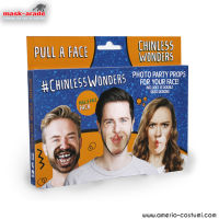 Party pack - Pull a Face Chinless Wonders