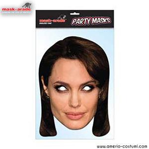 Maschera Celebrity - Angelina Jolie