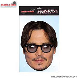 Maschera Celebrity - Jonny Depp