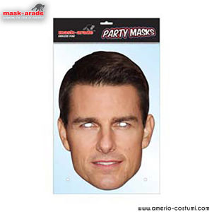 Maschera Celebrity - Tom Cruise