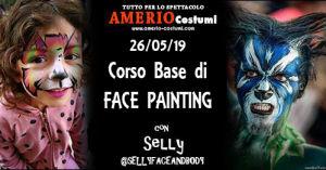 26/05/19 - CORSO BASE DI FACEPAINTING - Selene