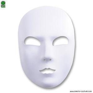Maschera NEUTRA in stoffa