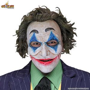 Maschera CRAZY JACK CLOWN