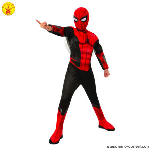 SPIDERMAN RB Dlx - Bambino
