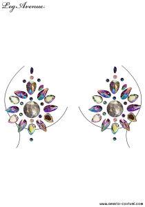 Nipple Jewels Sticker - CRESSIDA