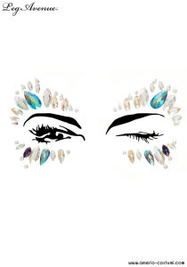 Face Jewels Sticker - DESNA