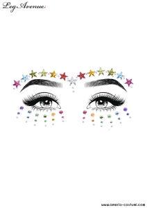 Face Jewels Sticker - JOVI