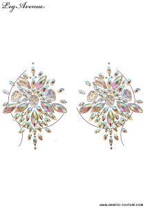 Nipple Jewels Sticker - STARLING