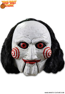 BILLY PUPPET - DELUXE MASK