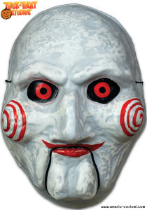 Billy Puppet - Vacuform Mask