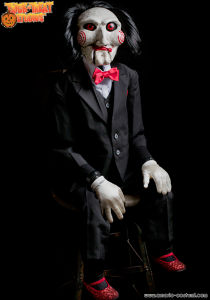 BILLY PUPPET PROP