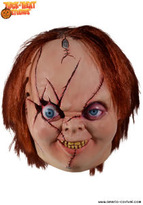 BRIDE OF CHUCKY - CHUCKY MASK