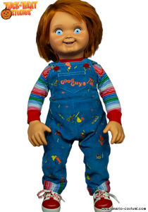 CHILD'S PLAY 2 - GOOD GUY DOLL WITH BOX **NEW**
