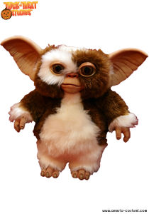 GIZMO HAND PUPPET PROP