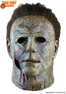 HALLOWEEN 2018 - MICHAEL MYERS MASK - FINAL BATTLE - BLOODY EDITION **NEW**