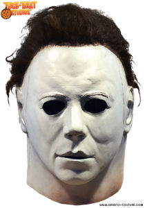 MICHAEL MYERS DELUXE MASK **NEW**