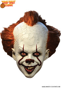 PENNYWISE - DELUXE MASK **NEW**