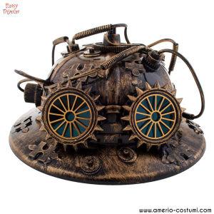Helmet steampunk