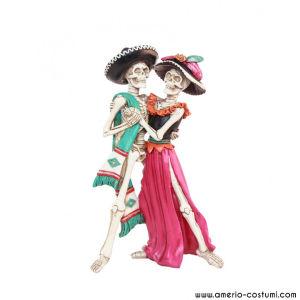 MEXICAN SKELETON COUPLE