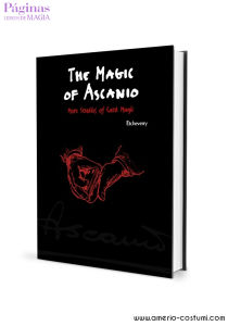 ASCANIO - THE MAGIC OF ASCANIO VOL. 3 - PAGINAS LIBROS DE MAGIA