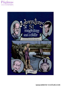 IDIGORAS ANGEL - ADVENTURES OF 51 MAGICIANS AND A FAKIR