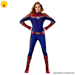 CAPTAIN MARVEL Adulto