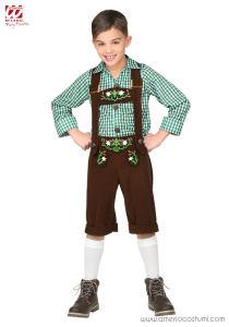 Bavarese Child