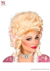 Parrucca Coloniale Donna - Bionda