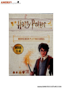 Harry Potter Movies deck - 5-8