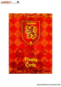 HP - Gryffindor Playing cards