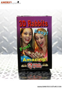 3D Rabbit Set