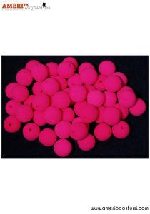 """Noses Balls Regular x50 - 2"""" - Pink"""