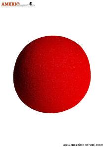 "Sponge Ball Super Soft - 4"" - Red"