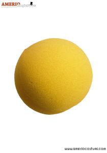 "Sponge Ball Super Soft - 4"" - Yellow"