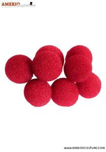 Sponge Balls Super Soft x8 - Mini - Red