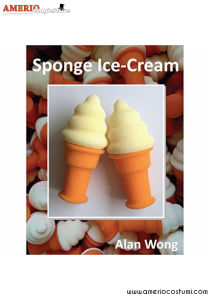 Sponge Ice Cream Cone