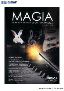 MAGIA 22 - MAGIA E MUSICA