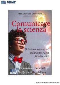 De Vincentiis Armando - COMUNICARE LA SCIENZA - Quaderni CICAP