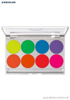 Palette UV-DAYGLOW COMPACT - 8 Color