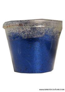 Glitter per decorazione - 100 gr - Blu