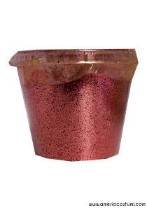 Glitter per decorazione - 100 gr - Rosa