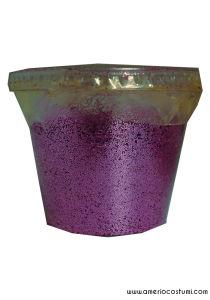 Glitter per decorazione - 100 gr - Viola