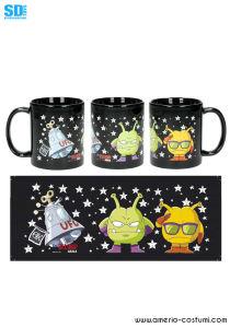 Mug - Dr. SUMP - Emperor Nikochan Ufo