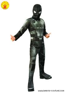 SPIDERMAN FFH Stealth B/G Suit dlx  - Bambino