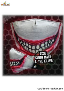 CLOTH MASK - J. THE KILLER